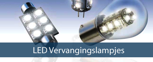 LED vervangings lampjes
